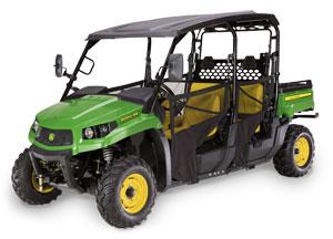 Gator XUV 550 S4 John Deere