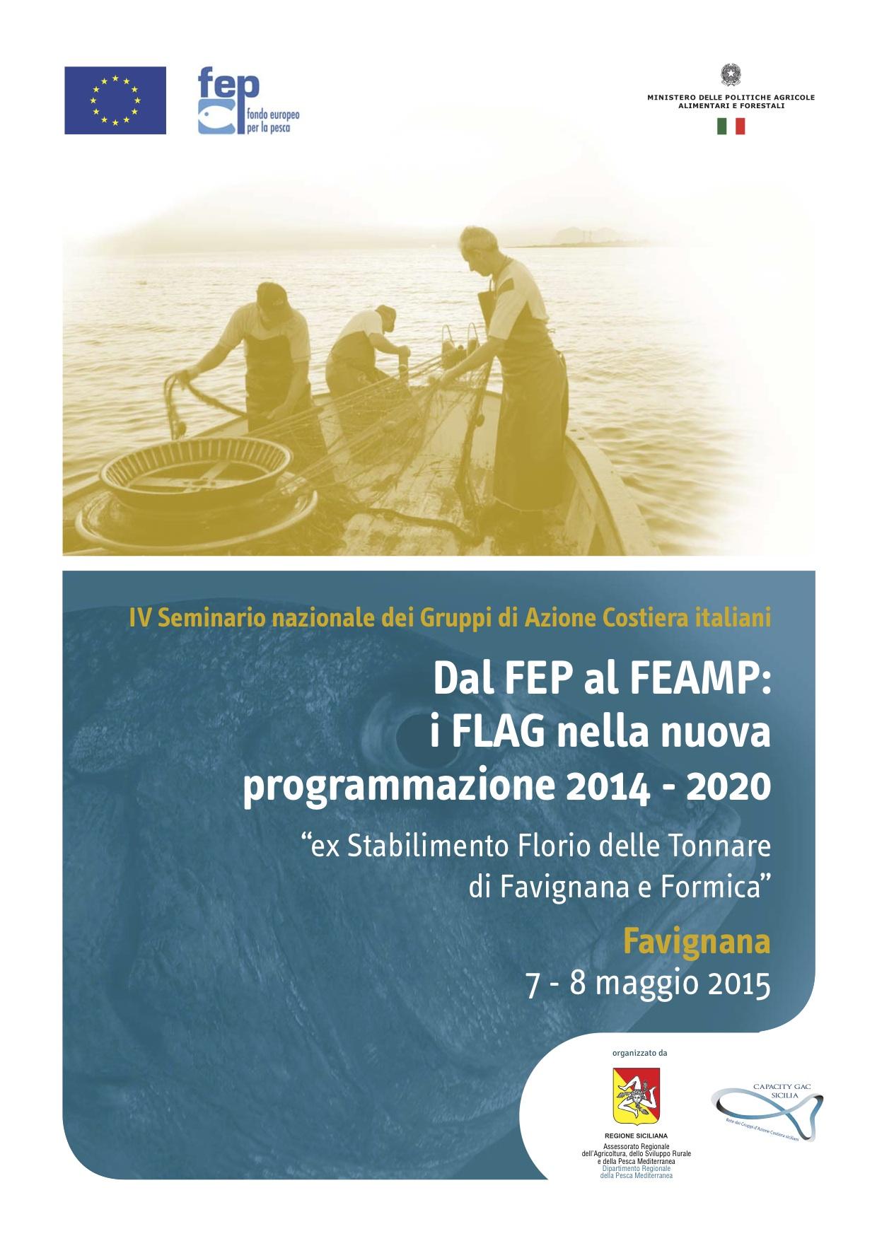 Invito_Programma_SemNazionale GAC Italiani Favignana